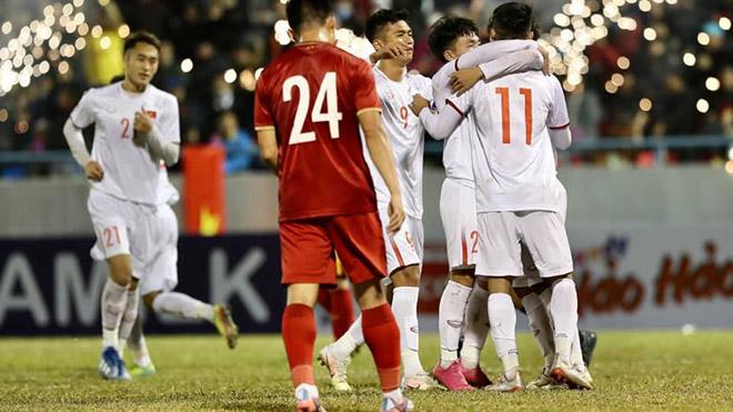 TRỰC TIẾP bóng đá hôm nay: U22 Việt Nam vs ĐT Việt Nam (VTC3, VTV6, BĐTV)