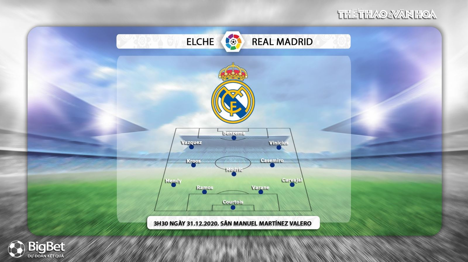Keo nha cai, Kèo nhà cái, Elche vs Real Madrid, Trực tiếp bóng đá TBN hôm nay, BĐTV, soi kèo bóng đá Elche đấu với Real Madrid, trực tiếp bóng đá La Liga