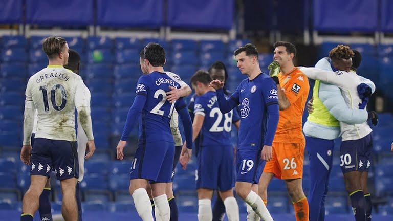 Chelsea 1-1 Aston Villa: Dàn sao của 'The Blues' lại gây thất vọng