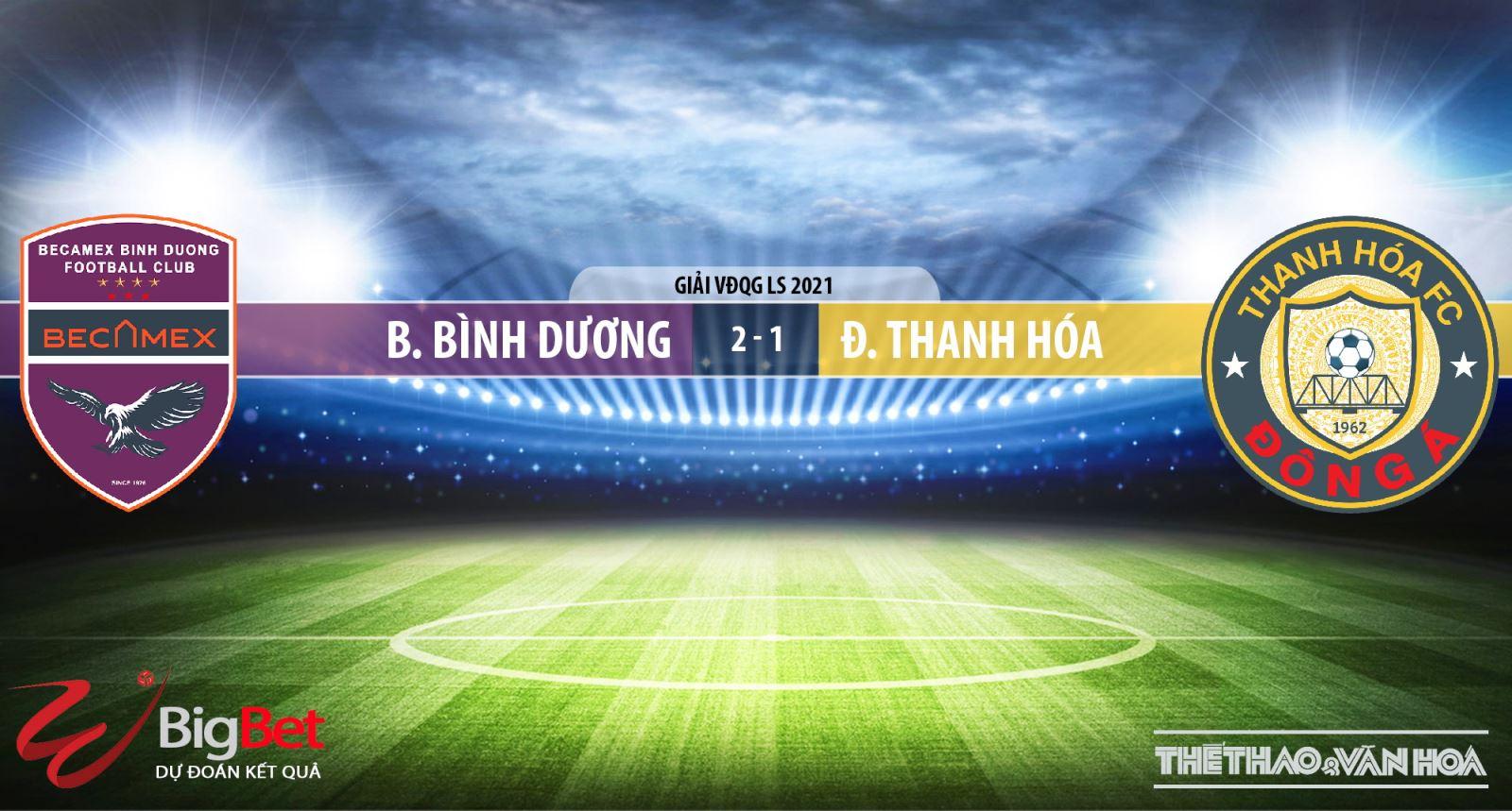 Keo nha cai, kèo nhà cái, Bình Dương vs Thanh Hóa, VTC3, TTTV Trực tiếp bóng đá Việt Nam hôm nay, trực tiếp V-League 2021, lịch thi đấu V-League, bang xep hang V-League