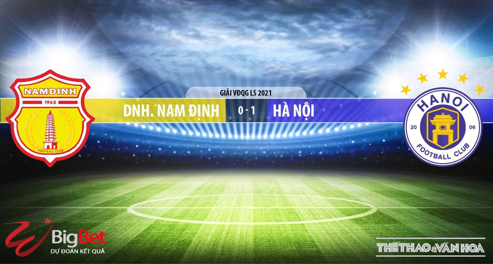 Keo nha cai, Kèo nhà cái, Nam Định vs Hà Nội, BĐTV Trực tiếp bóng đá Việt Nam hôm nay, kèo bóng đá, trực tiếp Nam Định đấu với Hà Nội, lịch thi đấu V-League vòng 1