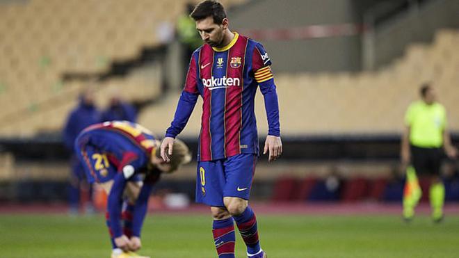 Barca mất 550 triệu euro cho hợp đồng gần nhất của Messi