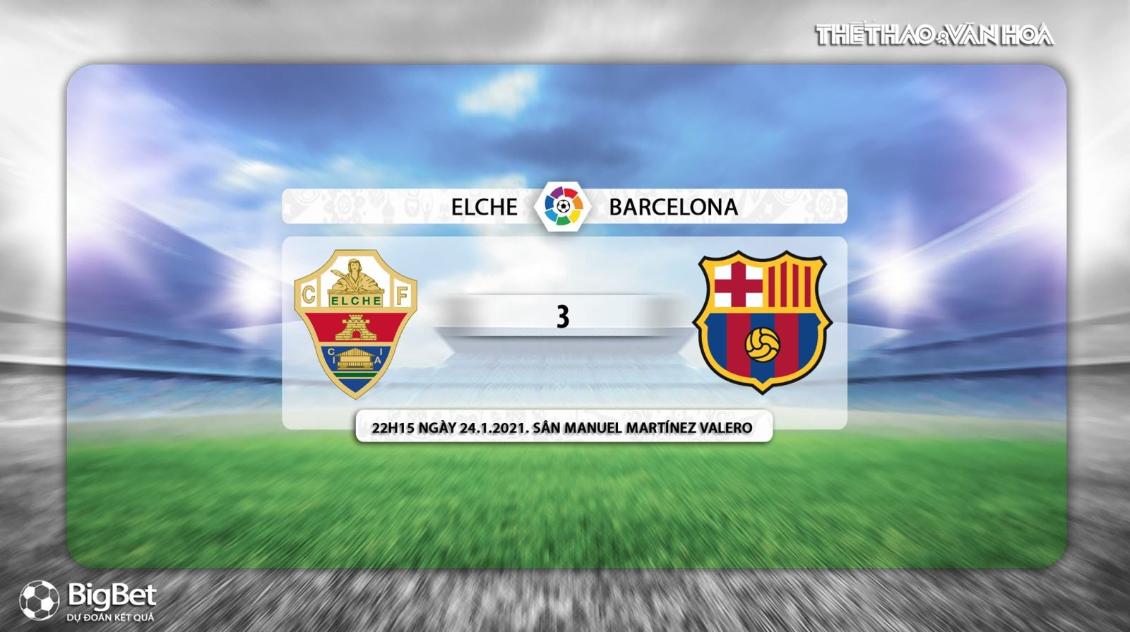 Link Tr U1ef1c Ti U1ebfp Elche Vs Barcelona B U0110TV Tr U1ef1c Ti U1ebfp B U00f3ng U0111 U00e1