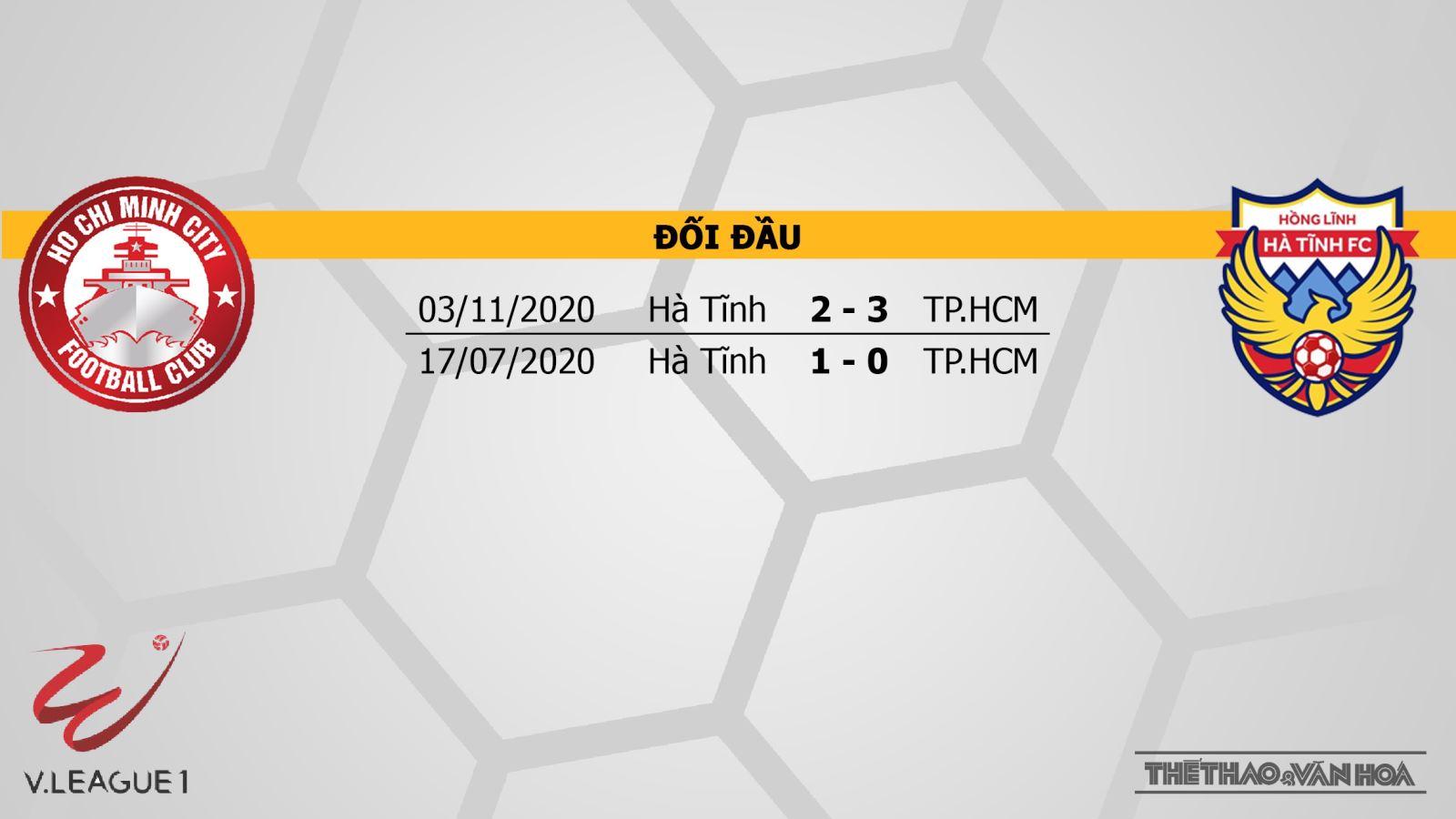 Keo nha cai, Kèo nhà cái, TPHCM vs Hà Tĩnh, trực tiếp bóng đá, BĐTV, Trực tiếp bóng đá Việt Nam 2021, xem trực tiếp TPHCM vs Hà Tĩnh, xem bóng đá Việt Nam, kèo bóng đá