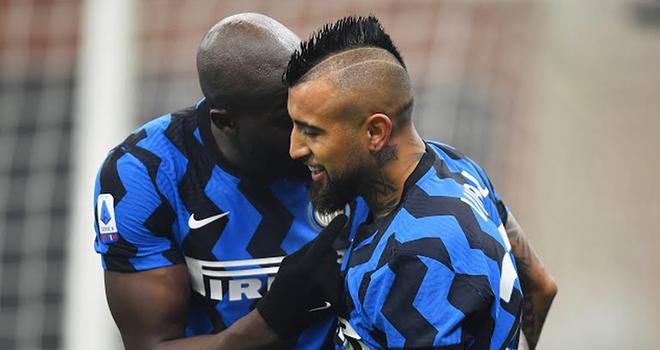 Ket qua bong da, Inter vs Juventus, Kết quả Serie A, Bảng xếp hạng Serie A, kqbd, kết quả Inter vs Juventus, video Inter vs Juventus, Inter vs Juve, Vidal, Barella