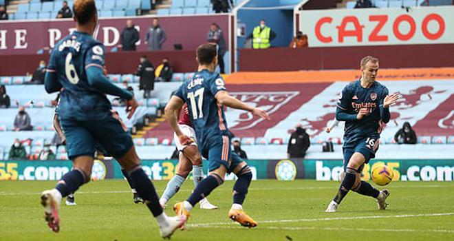 Aston Villa 1-0 Arsenal, Kết quả bóng đá Anh, Bảng xếp hạng Ngoại hạng Anh, kết quả Aston Villa đấu với Arsenal, bxh bong da Anh, kết quả bóng đá Anh vòng 23