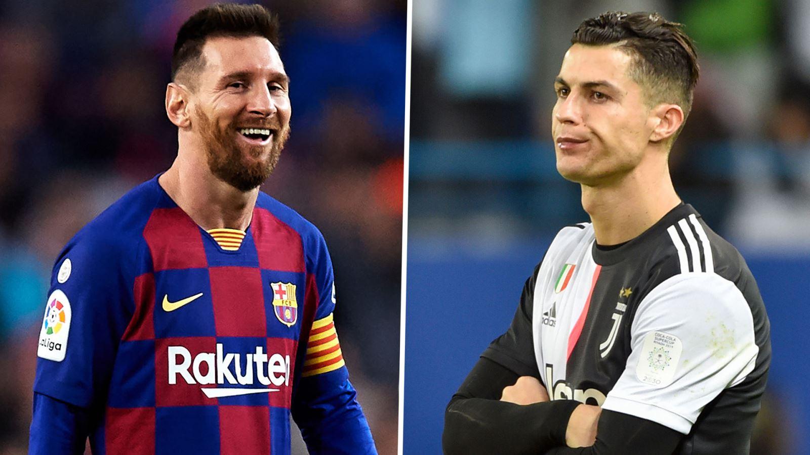 Đội hình 11 đồng đội xuất sắc nhất của Ronaldo và Messi