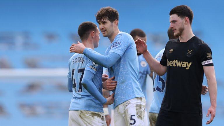 Điểm nhấn Man City 2-1 West Ham: Trung vệ tỏa sáng, Man City không thể bị cản lại