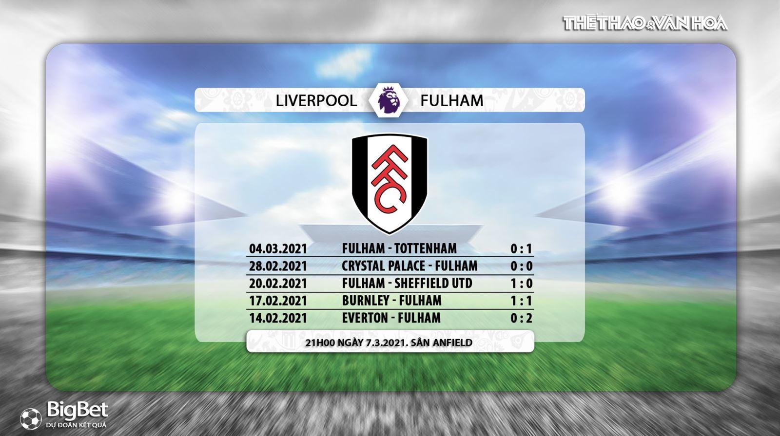 Keo nha cai, Kèo nhà cái, Liverpool vs Fulham, K+, K+PM trực tiếp ngoại hạng Anh, Xem K+, trực tiếp Liverpool đấu với Fulham, trực tiếp bóng đá hôm nay, kèo Liverpool