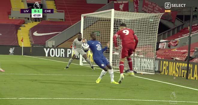 Liverpool 0-1 Chelsea, ket qua bong da Anh, lịch thi đấu Ngoại hạng Anh, bảng xếp hạng Ngoại hạng Anh, ket qua bóng đá Chelsea đấu Liverpool, penalty, Var