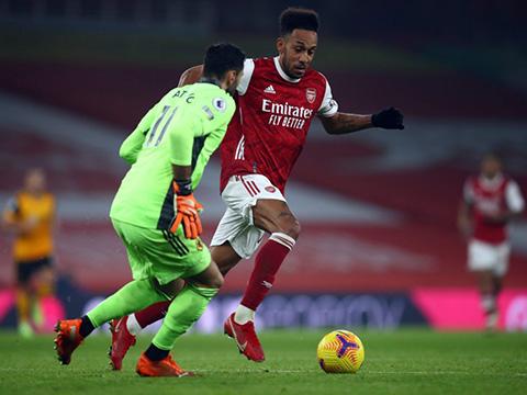 Trực tiếp bóng đáAnh: Burnley vs Arsenal (19h30, 6/3)