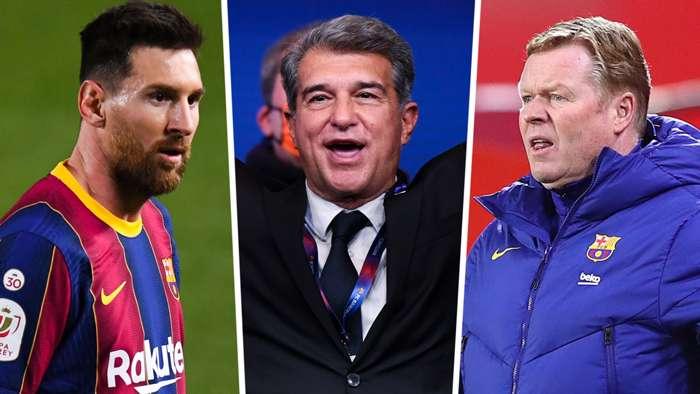 Barcelona: Không tiền, không Messi, Laporta sẽ phải đối mặt với những thách thức nào?