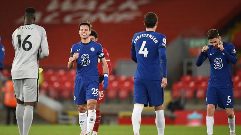 Liverpool 0-1 Chelsea: The Kop thua trận thứ 5 trên sân nhà, rời xa top 4