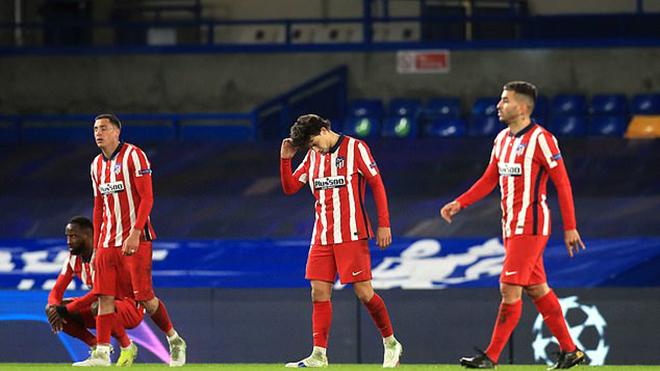 Thua Chelsea, Atletico bị chê đá như đội Hạng nhất của Anh