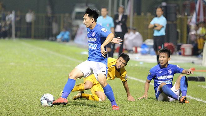 Trực tiếp bóng đá hôm nay: SLNA vs Than Quảng Ninh (17h00, 18/3)
