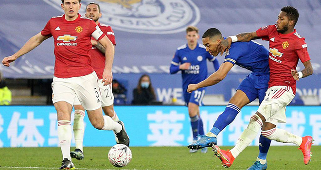 Leicester 3-1 MU, Kết quả Leicester vs MU, Video Leicester vs MU, Kết quả cúp FA, kết quả bóng đá, Iheanacho, MU, Leicester, MU bị loại khỏi cúp FA, kết quả tứ kết cúp FA