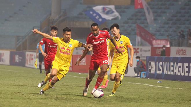 Trực tiếp bóng đá Việt Nam: HAGL vs TPHCM (17h00 hôm nay)