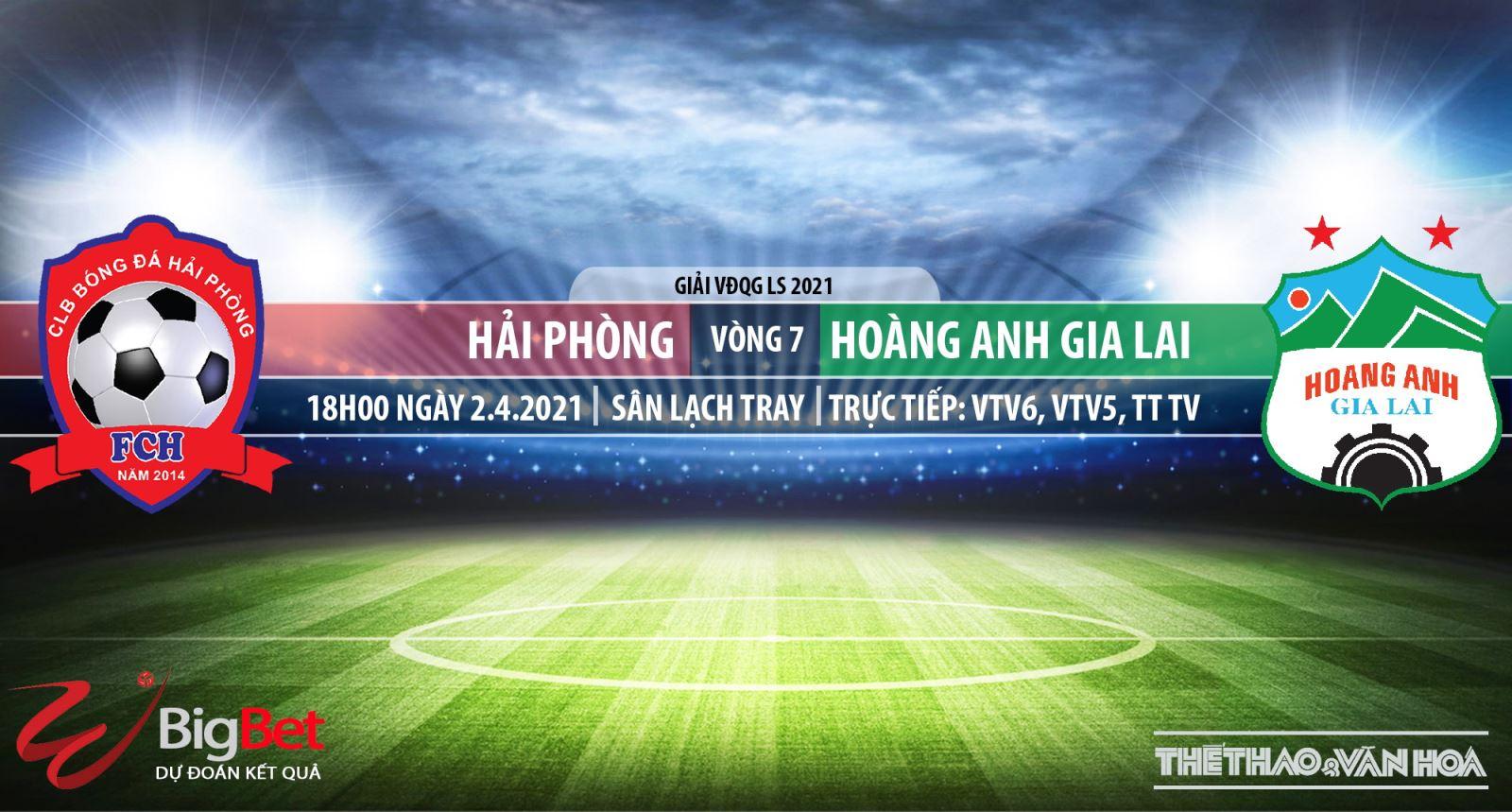 Kèo nhà cái. Hải Phòng vs HAGL. VTV6 trực tiếp bóng đá V ...