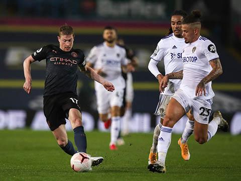 Trực tiếp bóng đá Anh: Man City vs Leeds (18h30 hôm nay)