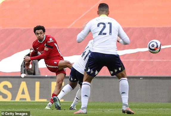 Liverpool 2-1 Aston Villa, ket qua bong da Anh, kết quả ngoại hạng Anh, video Liverpool 2-1 Aston Villa, bảng xếp hạng Ngoại hạng Anh, BXH bóng đá Anh mới nhất vòng 31