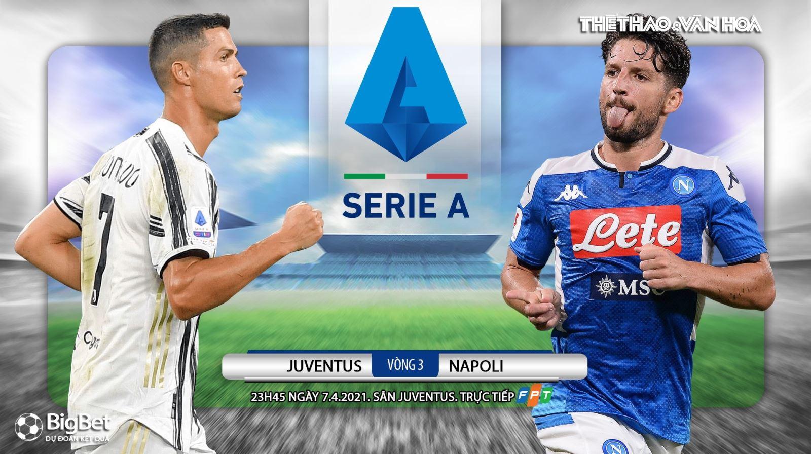Soi kèo nhà cáiJuventus vs Napoli. Trực tiếp bóng đá Đá bù vòng 3 Serie A Italy