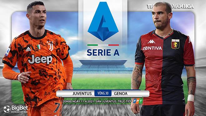 Soi kèo nhà cáiJuventus vs Genoa. FPT trực tiếp bóng đá Italia Serie A
