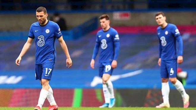 Chelsea nhận thất bại đậm nhất trên sân nhà trong kỷ nguyên Premier League
