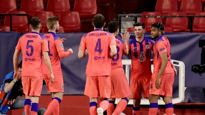 ĐIỂM NHẤN Porto 0-2 Chelsea: Mason Mount tỏa sáng. Hàng thủ chắc chắn của Tuchel trở lại