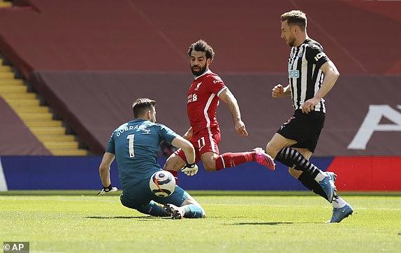 Liverpool 1-1 Newcastle, kết quả bóng đá Anh, video clip bàn thắng Liverpool vs Chelsea, kết quả bóng đá Ngoại hạng Anh, bảng xếp hạng Ngoại hạng Anh
