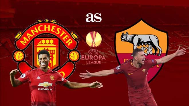 Trực tiếp bóng đá hôm nay: MU vs Roma, bán kết cúp C2 (K+, K+PM trực tiếp)