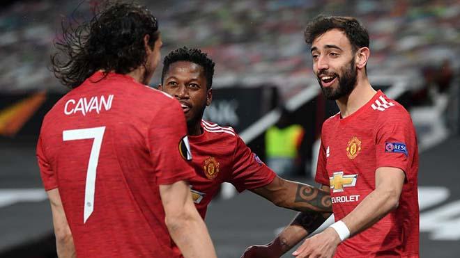 MU 6–2 Roma: Hủy diệt Roma, 'Quỷ đỏ' đặt một chân vào chung kết Cúp C2