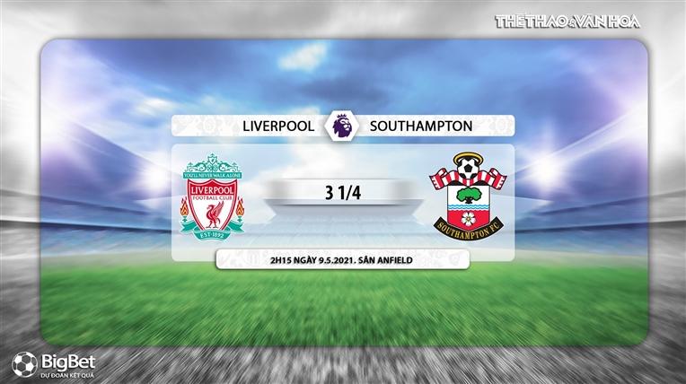 Keo nha cai, Kèo nhà cái, Liverpool vs Southampton, K+, K+PM trực tiếp bóng đá Ngoại hạng Anh, trực tiếp Liverpool vs Southampton, kèo Liverpool, kèo bóng đá Anh