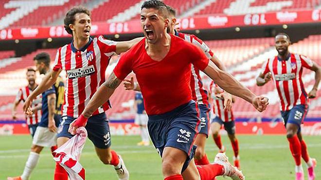 Valladolid 1–2 Atletico Madrid: Thắng kịch tính, Atletico vô địch La Liga