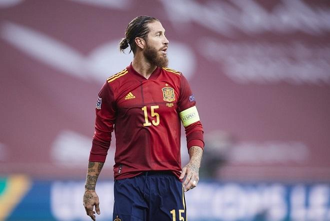 Ramos bị loại, Tây Ban Nha loại Ramos khỏi EURO, Cộng đồng mạng, Luis Enrique, Sergio Ramos, đội tuyển Tây Ban Nha, EURO 2020, EURO 2021, Messi, Argentina, VCK EURO 2020