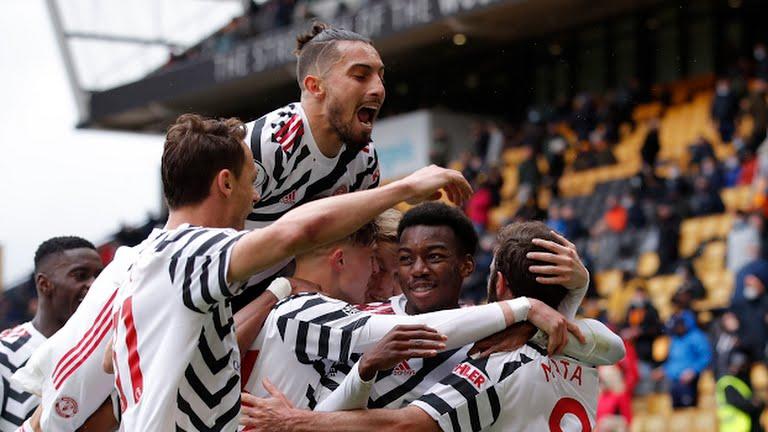Wolves 1-2 MU: 'Quỷ đỏ' thắng nhẹ Wolves bằng đội hình hai
