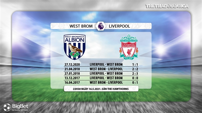 Keo nha cai, Kèo nhà cái, West Brom vs Liverpool, K+, K+PM trực tiếp bóng đá Ngoại hạng Anh, trực tiếp West Brom vs Liverpool, kèo Liverpool, kèo bóng đá Anh, BXH Anh