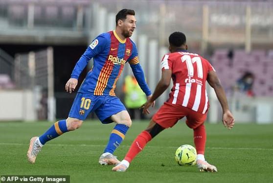 Barcelona 0–0 Atletico Madrid, kết quả bóng đá Tây Ban Nha, video clip highlihts trận Barcelona 0–0 Atletico Madrid, bảng xếp hạng bóng đá La Liga vòng 35
