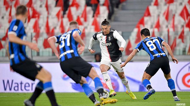 Trực tiếp bóng đá Ý: Juventus vs Inter Milan. FPT Play trực tiếp Serie A vòng 37