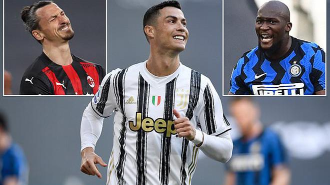 Bóng đá hôm nay 1/6: Van de Beek đối chất với Solskjaer. Ronaldo là tiền đạo hay nhất Serie A
