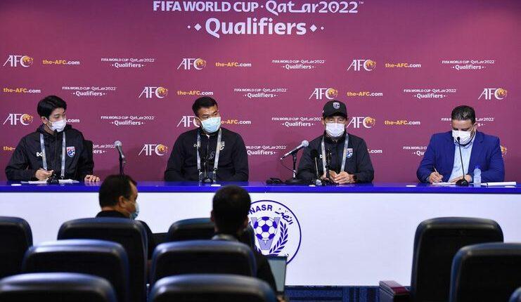 Vòng loại World Cup 2022, kết quả bóng đá vòng loại World Cup bảng G, Thái Lan 2-2 Indonesia, kết quả bóng đá hôm nay, bảng xếp hạng bảng G, lịch thi đấu tuyển Việt Nam