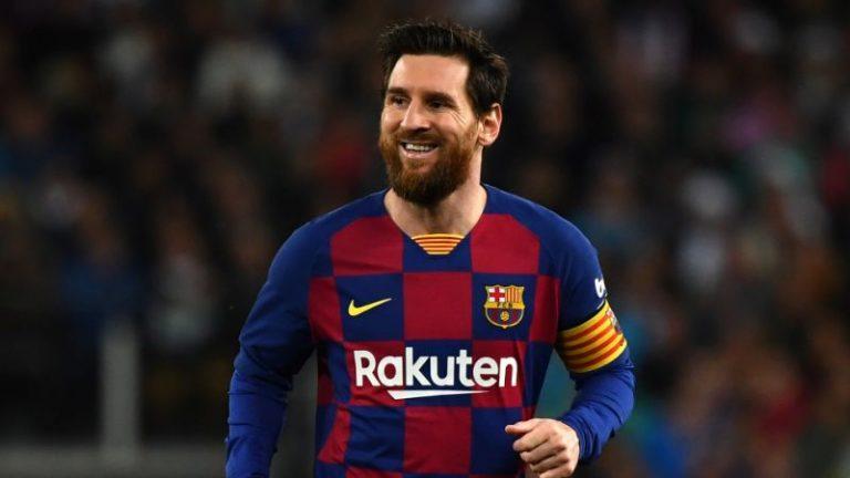 Messi chuẩn bị ký thỏa thuận '10 năm' với Barca