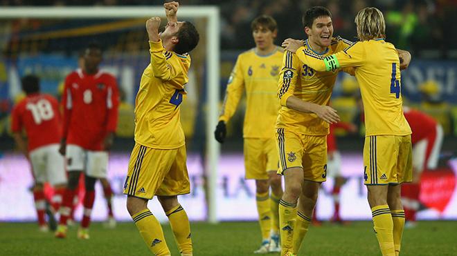 Ukraine 0–1 Áo: Alaba và đồng đội giành vé đi tiếp ở bảng C