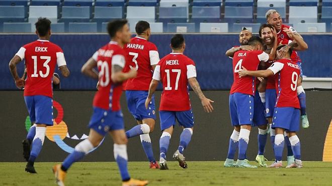 Xem trực tiếp bóng đá Chile vs Paraguay Copa America 2021 hôm nay ở kênh nào?
