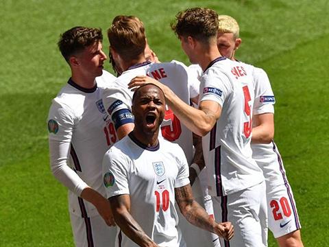 VTV3 TRỰC TIẾP bóng đá Anh vs Scotland, EURO 2021 hôm nay