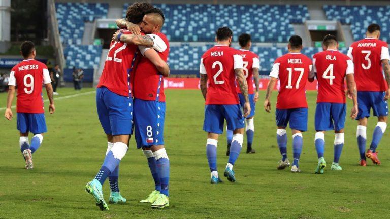 Kèo nhà cái. Soi kèo Chile vs Paraguay. Trực tiếp bóng đá Copa America 2021