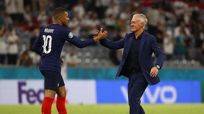 VTV6 - Xem trực tiếp bóng đá Pháp vs Hungary EURO 2021 hôm nay