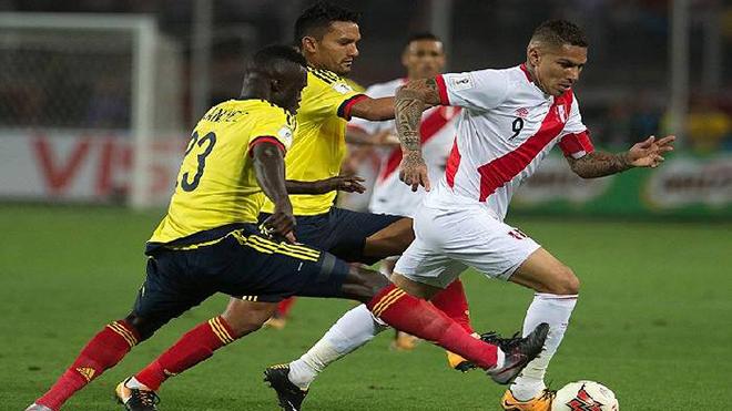 Trực tiếp bóng đá hôm nay: Colombia vs Peru, vòng bảng Copa America 2021