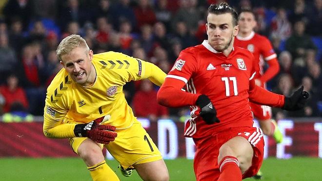 VTV6 VTV3 TRỰC TIẾP bóng đá xứ Wales vs Đan Mạch, EURO 2021 vòng 1/8