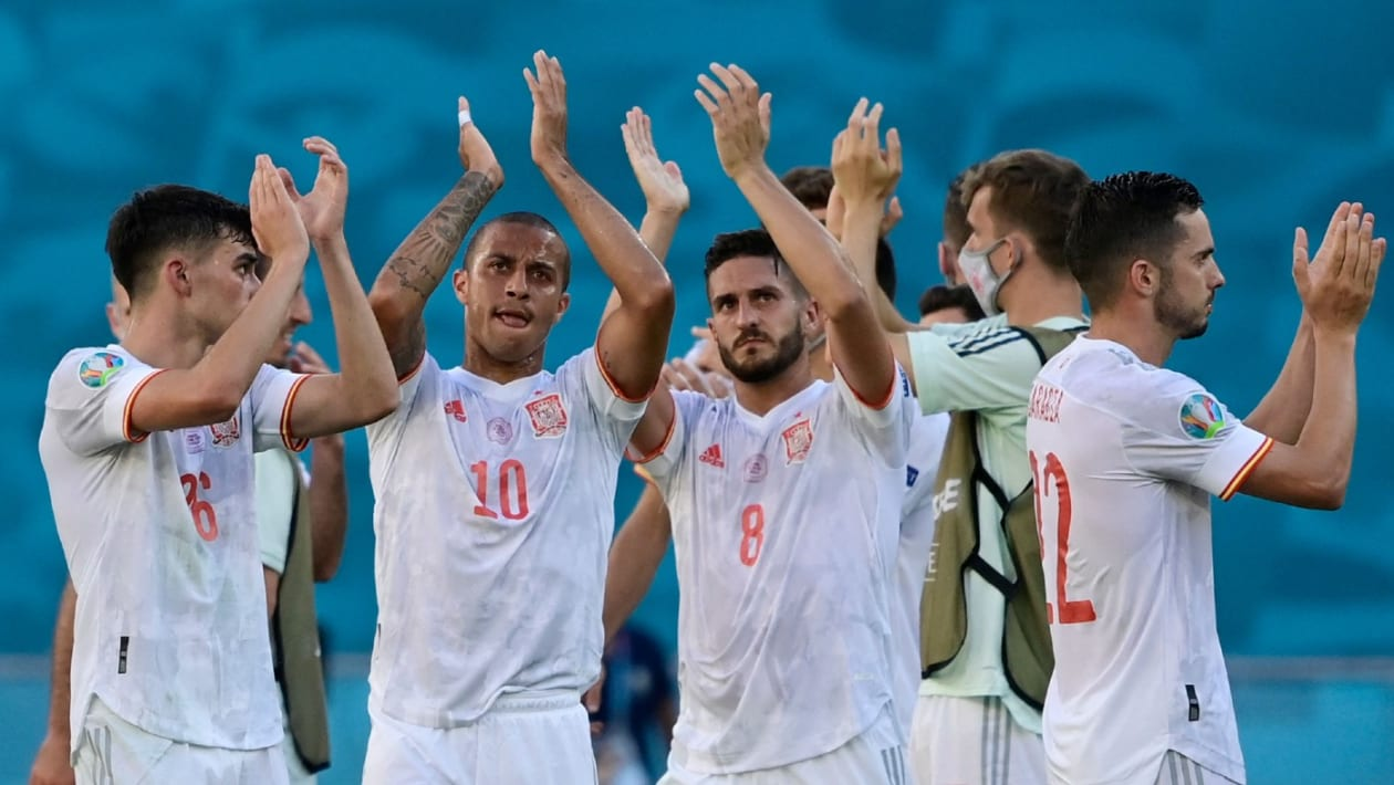 VTV6 VTV3 trực tiếp bóng đá Croatia vs Tây Ban Nha, EURO 2021 vòng 1/8