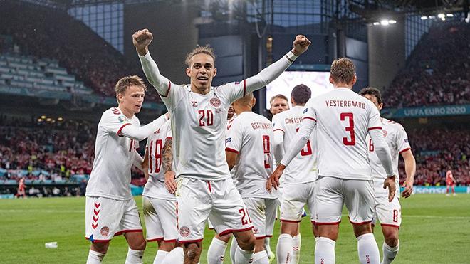VIDEO Xứ Wales vs Đan Mạch, EURO 2021: Bàn thắng và highlights